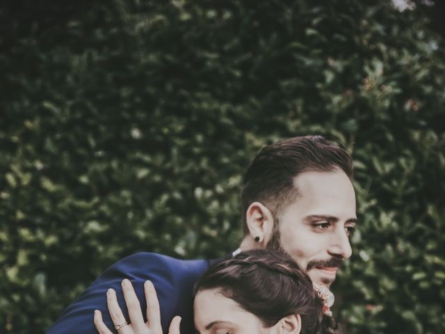 La boda de Adrià y Edith en Sant Fost De Campsentelles, Barcelona 126