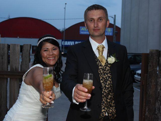 La boda de Elisana y Marcin en Salt, Girona 14