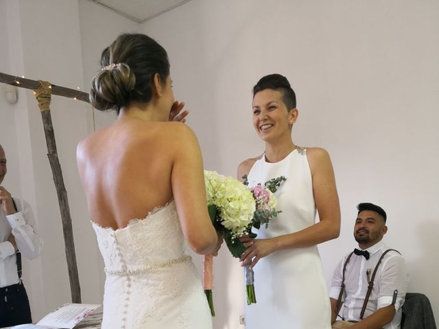La boda de Leticia y Patricia en Vecindario, Las Palmas 5