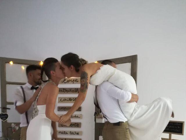 La boda de Leticia y Patricia en Vecindario, Las Palmas 6