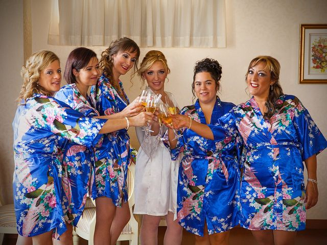 La boda de Fran y Marieta en Albacete, Albacete 12