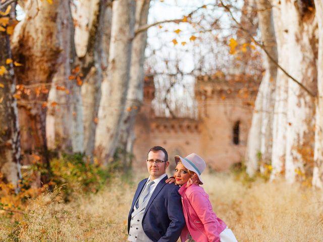 La boda de Fran y Marieta en Albacete, Albacete 41