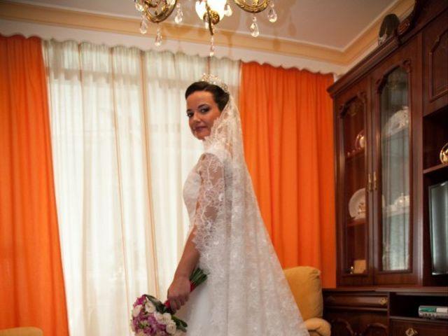 La boda de Javier y Rocío en Alhaurin El Grande, Málaga 9