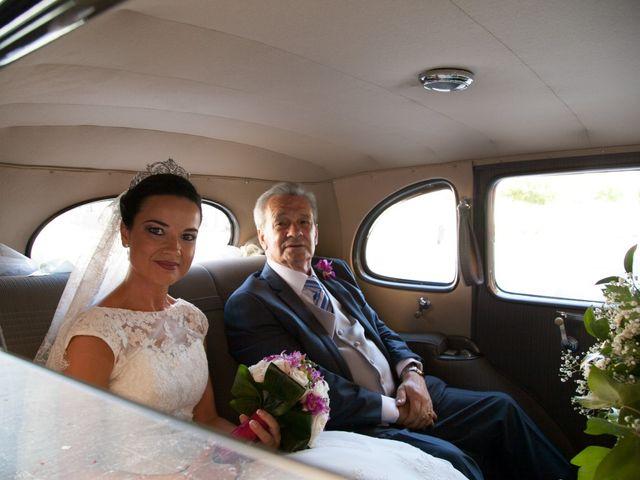 La boda de Javier y Rocío en Alhaurin El Grande, Málaga 2
