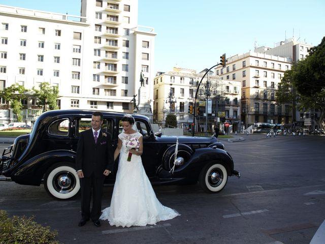 La boda de Javier y Rocío en Alhaurin El Grande, Málaga 10