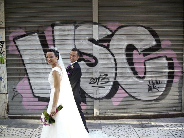 La boda de Javier y Rocío en Alhaurin El Grande, Málaga 11