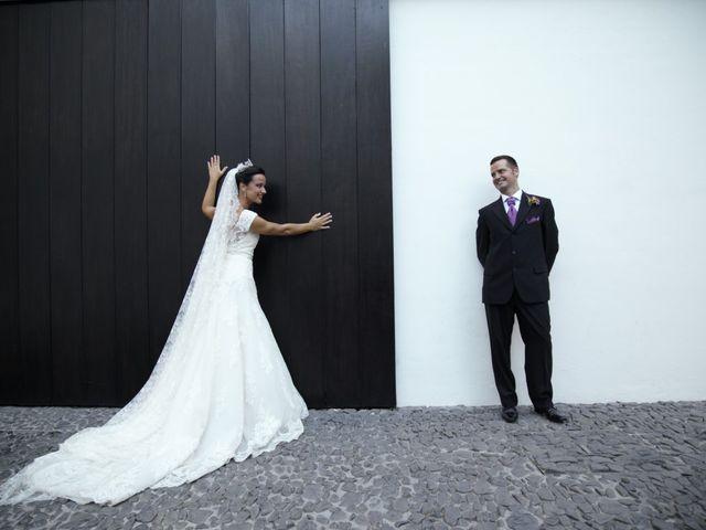 La boda de Javier y Rocío en Alhaurin El Grande, Málaga 13