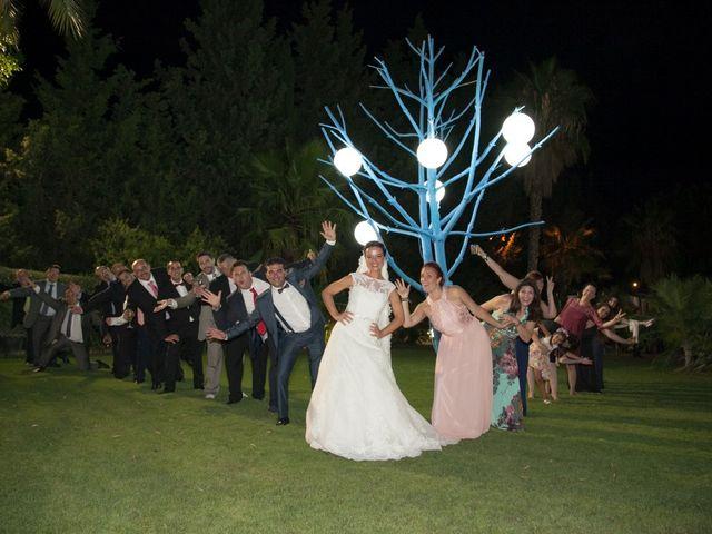La boda de Javier y Rocío en Alhaurin El Grande, Málaga 18
