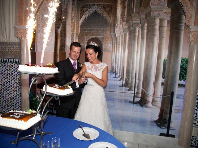 La boda de Javier y Rocío en Alhaurin El Grande, Málaga 20
