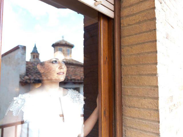 La boda de Rubén y Silvia en Alfaro, La Rioja 8