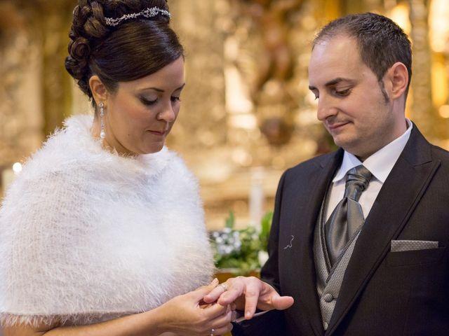 La boda de Rubén y Silvia en Alfaro, La Rioja 9