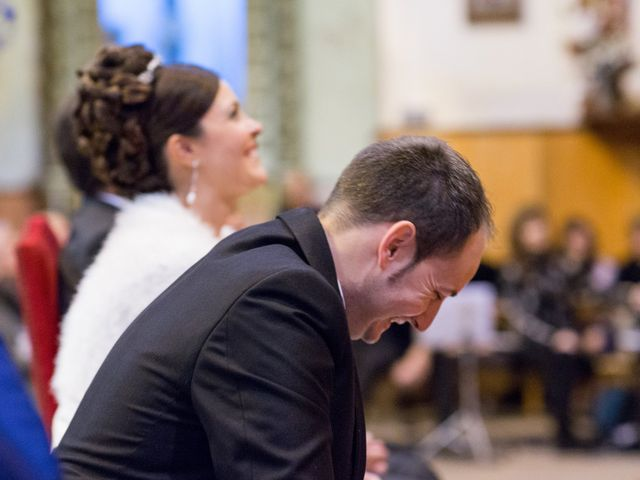 La boda de Rubén y Silvia en Alfaro, La Rioja 10