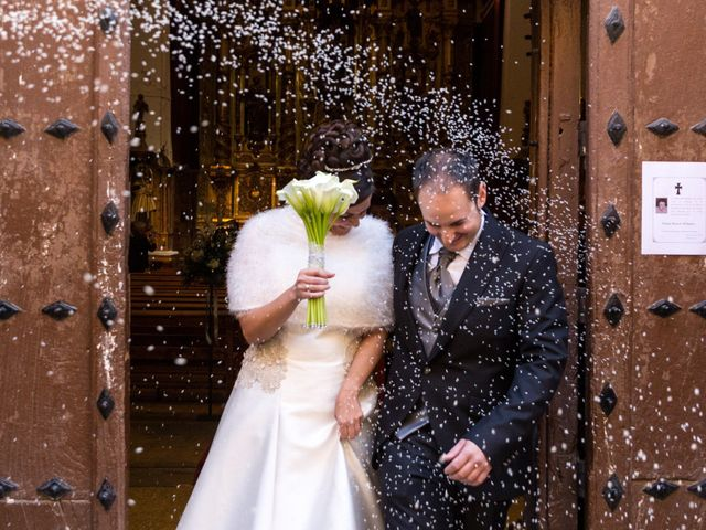 La boda de Rubén y Silvia en Alfaro, La Rioja 11