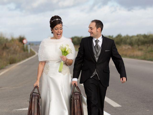 La boda de Rubén y Silvia en Alfaro, La Rioja 13