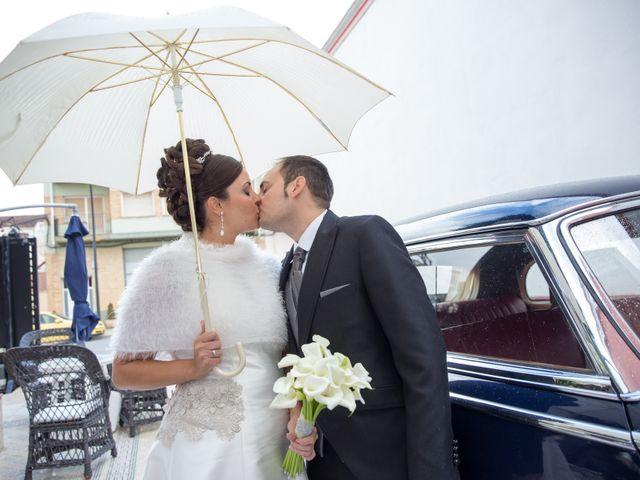La boda de Rubén y Silvia en Alfaro, La Rioja 14