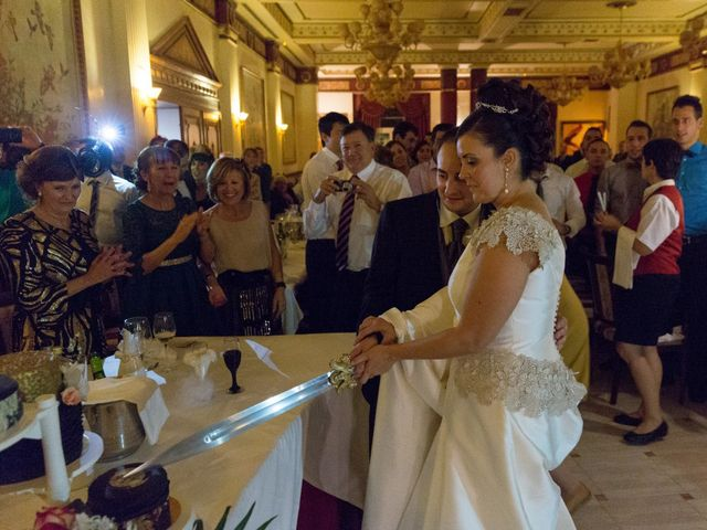 La boda de Rubén y Silvia en Alfaro, La Rioja 19