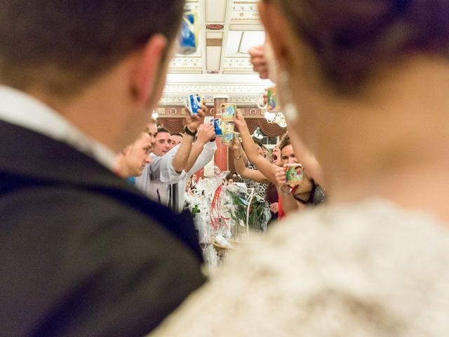 La boda de Rubén y Silvia en Alfaro, La Rioja 22