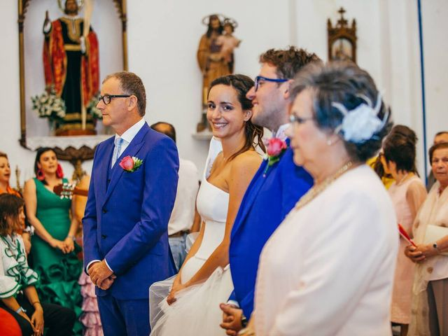 La boda de Florine y Jose en Vera, Almería 44