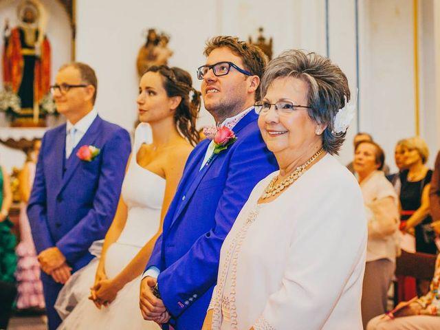 La boda de Florine y Jose en Vera, Almería 49