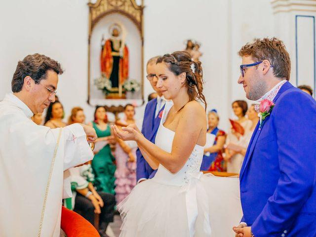 La boda de Florine y Jose en Vera, Almería 50