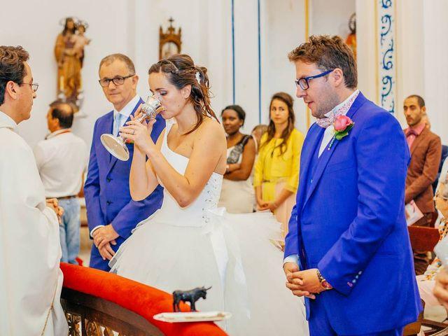 La boda de Florine y Jose en Vera, Almería 51
