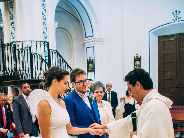 La boda de Florine y Jose en Vera, Almería 56