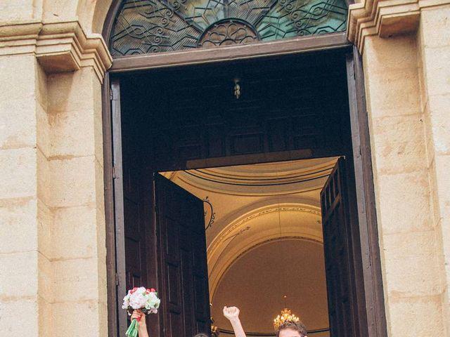 La boda de Florine y Jose en Vera, Almería 58