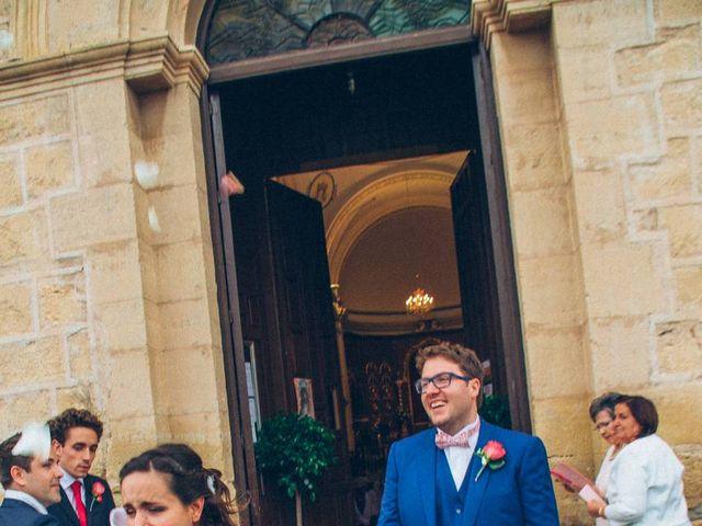 La boda de Florine y Jose en Vera, Almería 59