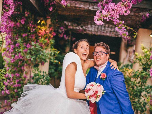La boda de Florine y Jose en Vera, Almería 69