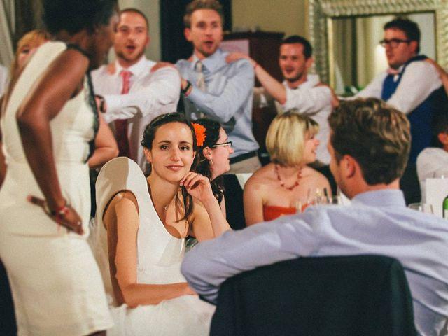 La boda de Florine y Jose en Vera, Almería 89
