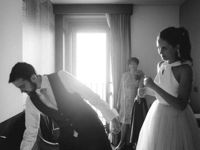 La boda de Gorka y Itsaso en Pamplona, Navarra 6
