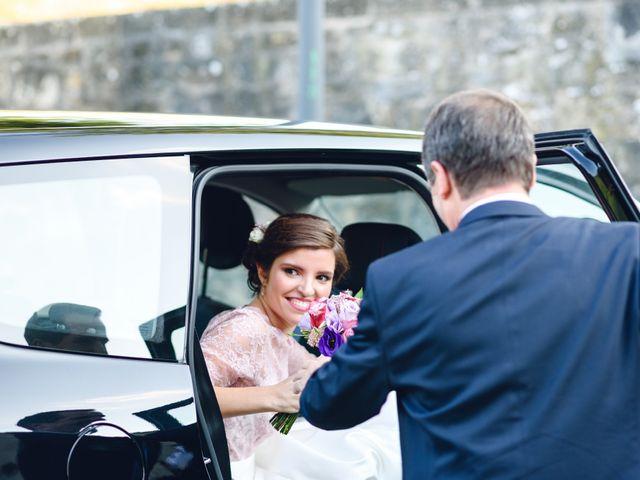La boda de Gorka y Itsaso en Pamplona, Navarra 41