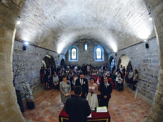 La boda de Gorka y Itsaso en Pamplona, Navarra 48