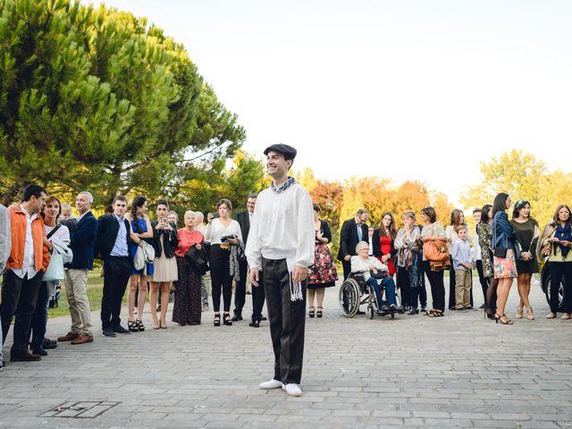 La boda de Gorka y Itsaso en Pamplona, Navarra 59