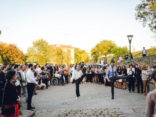 La boda de Gorka y Itsaso en Pamplona, Navarra 61