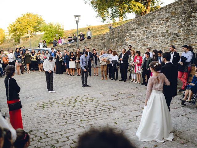 La boda de Gorka y Itsaso en Pamplona, Navarra 63