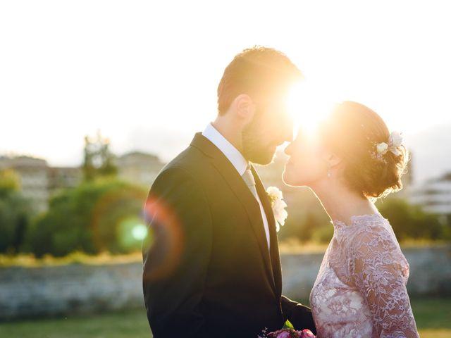 La boda de Itsaso y Gorka