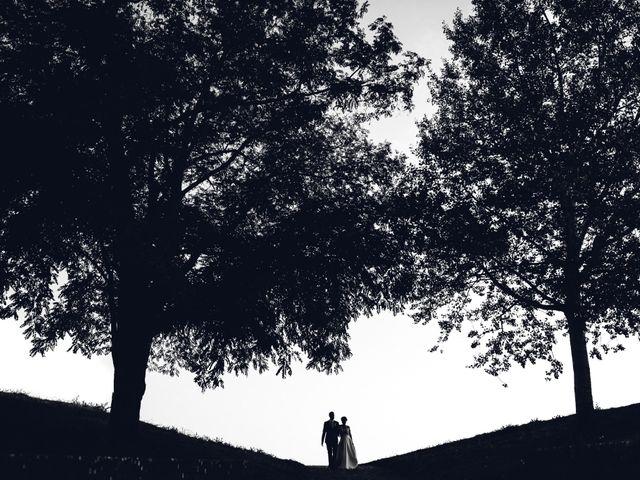 La boda de Gorka y Itsaso en Pamplona, Navarra 1