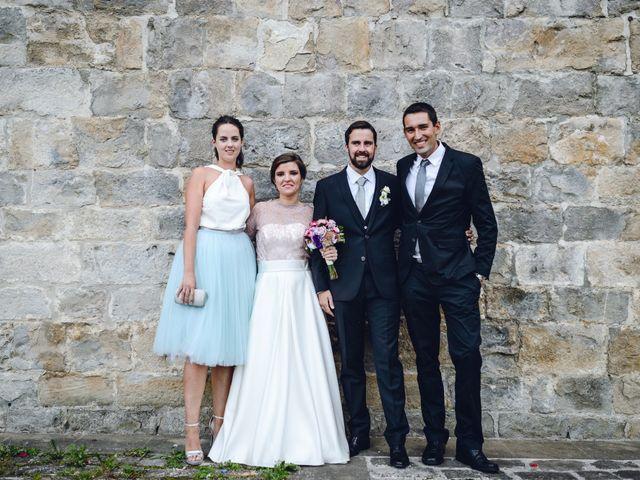 La boda de Gorka y Itsaso en Pamplona, Navarra 77