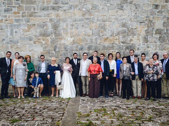 La boda de Gorka y Itsaso en Pamplona, Navarra 78