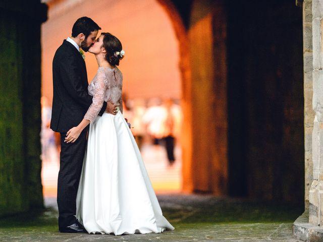 La boda de Gorka y Itsaso en Pamplona, Navarra 80