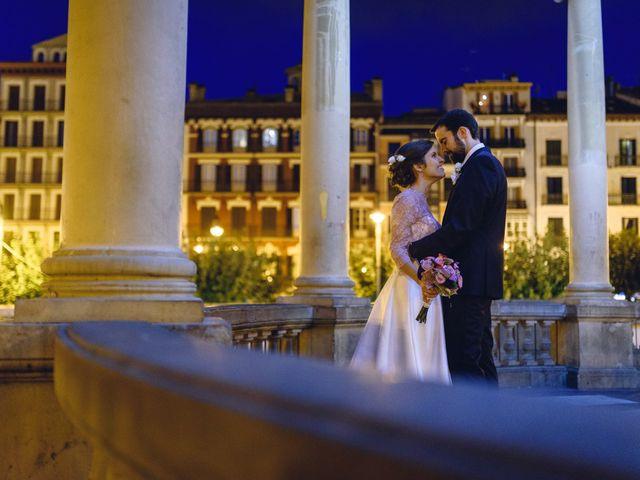 La boda de Gorka y Itsaso en Pamplona, Navarra 85
