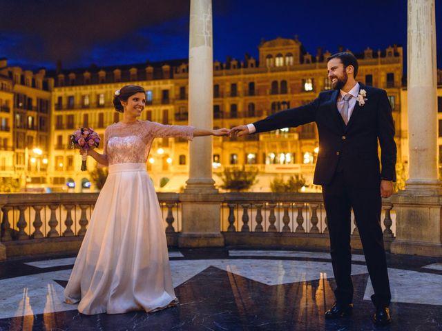 La boda de Gorka y Itsaso en Pamplona, Navarra 87