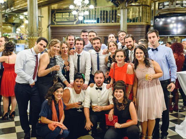 La boda de Gorka y Itsaso en Pamplona, Navarra 91