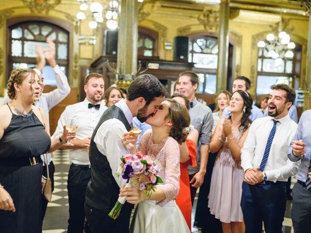 La boda de Gorka y Itsaso en Pamplona, Navarra 93