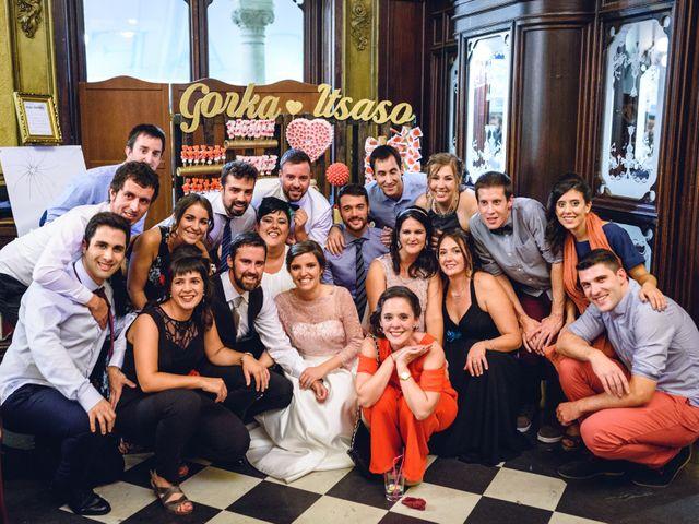 La boda de Gorka y Itsaso en Pamplona, Navarra 112