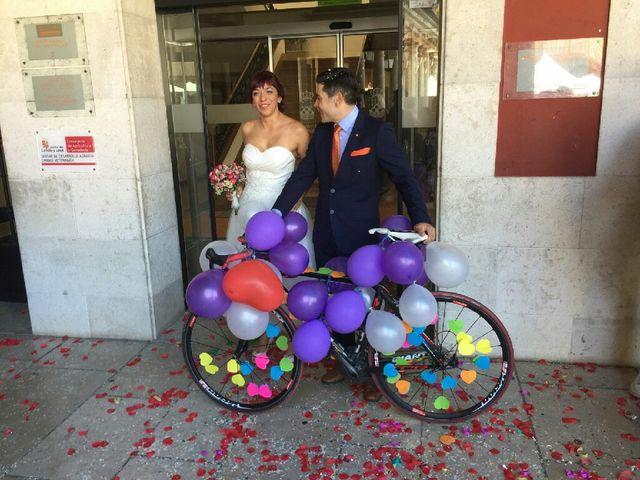 La boda de Tamara y Victor