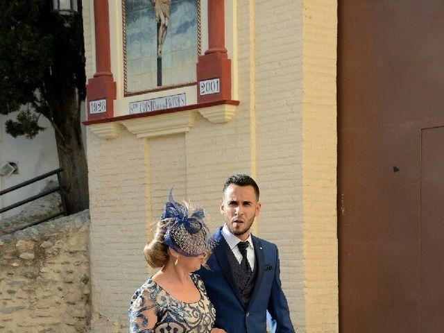 La boda de Cristian y Yasmina en Granada, Granada 3