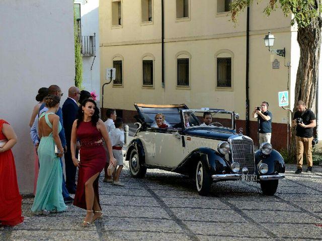 La boda de Cristian y Yasmina en Granada, Granada 2
