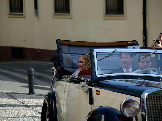 La boda de Cristian y Yasmina en Granada, Granada 4